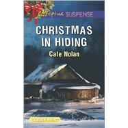 Christmas in Hiding by Nolan, Cate, 9780373677122