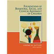 FOUNDATIONS OF BEHAVIORAL..-W/RSRCE.GDE by Unknown, 9780970267122