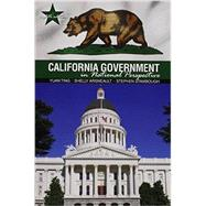 California Government in National Perspective by Ting, Yuan; Stambough, Stephen; Arsneault, Shelly, 9781465267122