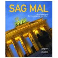 Sag Mal looseleaf text with Supersite Plus & WebSAM online workbook/lab manual by Anton, 9781618577122