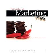 Principles of Marketing by Kotler, Philip; Armstrong, Gary, 9780132167123