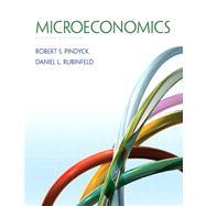 Microeconomics by Pindyck, Robert; Rubinfeld, Daniel, 9780132857123
