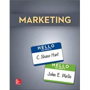 Marketing with Connect Plus for Marketing with LearnSmart 1S Access Card by Hunt, Shane; Mello, John, 9781259197123