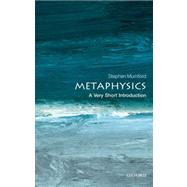 Metaphysics: A Very Short Introduction by Mumford, Stephen, 9780199657124