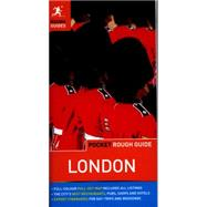 Pocket Rough Guide London by Rough Guides, 9781409357124