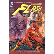 The Flash Vol. 3: Gorilla Warfare (The New 52) by MANAPUL, FRANCISBUCCELLATO, BRIAN, 9781401247126