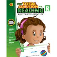 Your Total Solution for Reading, PreK by Brighter Child, 9781483807126