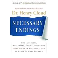 Necessary Endings by Cloud, Henry, 9780061777127