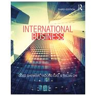 International Business by Shenkar; Oded, 9780415817127