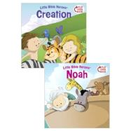Creation/Noah Flip-Over Book by Kovacs, Victoria; Krome, Mike, 9781433687129
