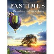 Pastimes: The Context of Comtemporary Leisure by Russell, Ruth V., 9781571677129
