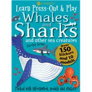 Whales and Sharks and Other Sea Creatures by Scrace, Carolyn, 9781912537129