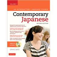 Contemporary Japanese by Sato, Eriko, 9780804847131