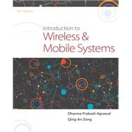 Introduction to Wireless and Mobile Systems by Agrawal, Dharma P.; Zeng, Qing-An, 9781305087132