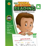 Your Total Solution for Reading, Grade K by Brighter Child, 9781483807133