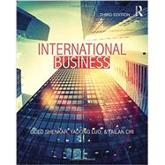 International Business by Shenkar; Oded, 9780415817134