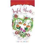 Joyful Hearts 2019-2020 Planner by Belle City Gifts, 9781424557134