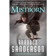 Mistborn The Final Empire by Sanderson, Brandon, 9780765377135
