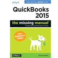 QuickBooks 2015: The missing manual by Biafore, Bonnie, 9781491947135