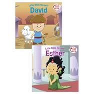 David/Esther Flip-Over Book by Kovacs, Victoria; Krome, Mike, 9781433687136