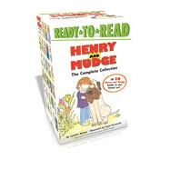 Henry and Mudge the Complete Collection by Rylant, Cynthia; Stevenson, Suçie, 9781534427136