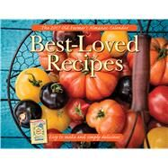The Old Farmer's Almanac Best-loved Recipes 2017 Calendar by Old Farmer's Almanac, 9781571987136