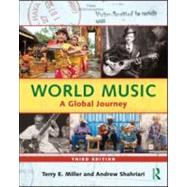 World Music: A Global Journey - Hardback & CD Set Value Pack by Miller; Terry, 9780415887137