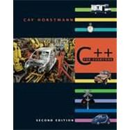 C++ for Everyone, 2nd Edition by Cay S. Horstmann (San Jose State University), 9780470927137