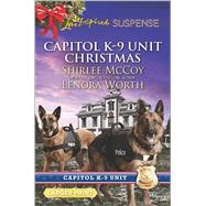 Capitol K-9 Unit Christmas Protecting Virginia\Guarding Abigail by McCoy, Shirlee; Worth, Lenora, 9780373677139