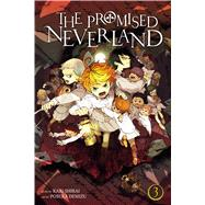 The Promised Neverland 3 by Shirai, Kaiu; Demizu, Posuka, 9781421597140