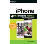iPhone by Pogue, David, 9781491947142