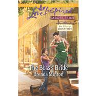 The Boss's Bride by Minton, Brenda, 9780373817146
