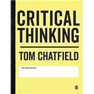 Critical Thinking by Chatfield, Tom, 9781473947146