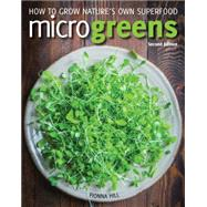 Microgreens by Hill, Fionna, 9781770857148