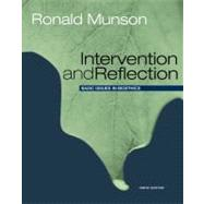 Intervention and Reflection Basic Issues in Bioethics by Munson, Ronald, 9781133587149