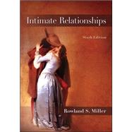Intimate Relationships by Miller, Rowland, 9780078117152