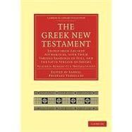 The Greek New Testament by Tregelles, Samuel Prideaux, 9781108007153