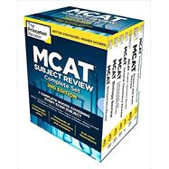 The Princeton Review MCAT Subject Review Complete Set by Princeton Review, 9780451487155
