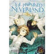 The Promised Neverland 4 by Shirai, Kaiu; Demizu, Posuka (ART); Demizu, Posuka; McMurray, Mark; Kirsch, Alexis, 9781421597157