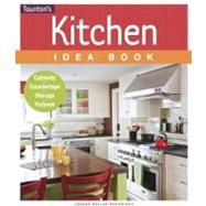 Kitchen Idea Book by Bouknight, Joanne Kellar, 9781600857157