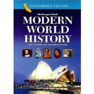 Modern World History California Edition : Patterns of Interaction by Beck, Roger B.; Black, Linda; Krieger, Larry S., 9780618557158