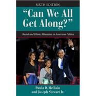 Can We All Get Along? by McClain, Paula D.; Stewart, Joseph, Jr., 9780813347158