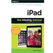 Ipad: The Missing Manual by Pogue, David, 9781491947159
