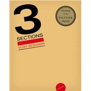 3 Sections Poems by Seshadri, Vijay, 9781555977160
