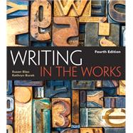 Writing in the Works by Blau,Susan, 9781305087163