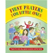 First Prayers for Little Ones by Lewis, Jan, 9781861477163