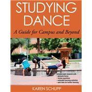 Studying Dance by Schupp, Karen, 9781450437165