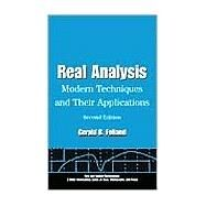 Real Analysis Vol. 1 : Modern Techniques and Their Applications by Folland, Gerald B., 9780471317166