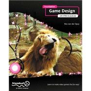 Foundation Game Design With Html5 and Javascript by Van Der Spuy, Rex, 9781430247166