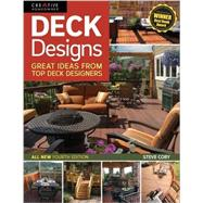 Deck Designs by Cory, Steve, 9781580117166